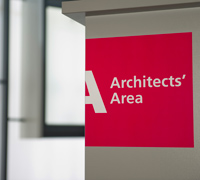fensterbau/frontale: Architects' Area